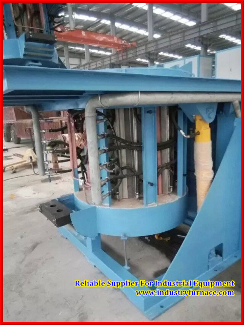 Induction Melting Furnace for Precious Metal Smelting