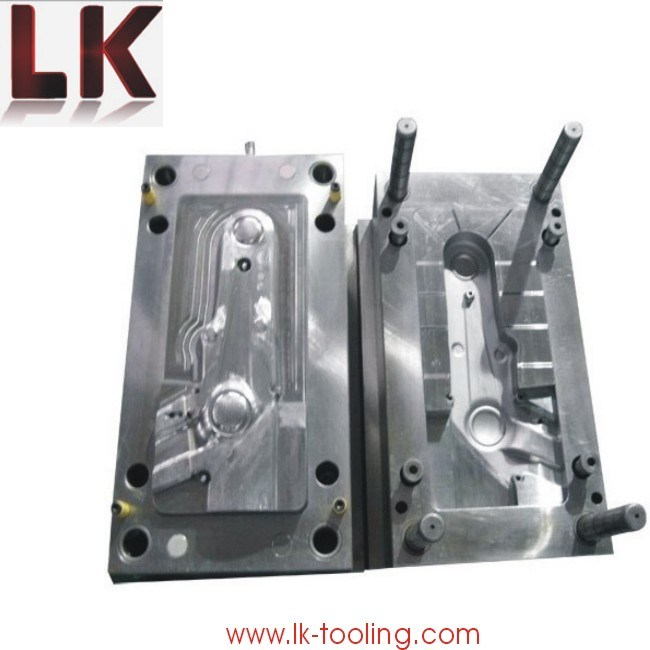 China Aluminum Die Casting Mold for Car Engine Components - China ...