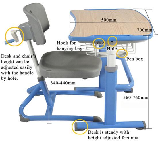 [Hot Item] Simple Designed Childrens Bedroom Furniture Plastic Chair