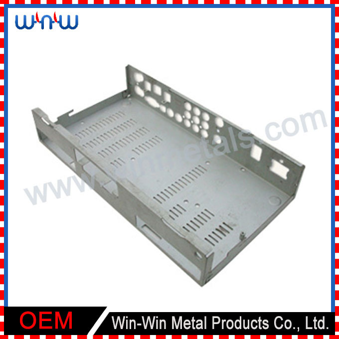 Wp-Sp148 Customized Metal Machine Parts Sheet Metal Stamping Parts