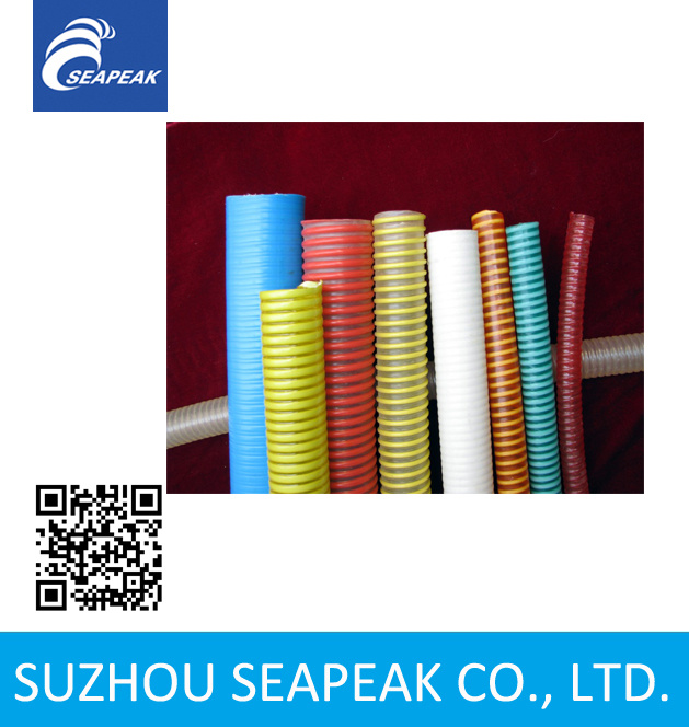 PVC Suction Hose pictures & photos