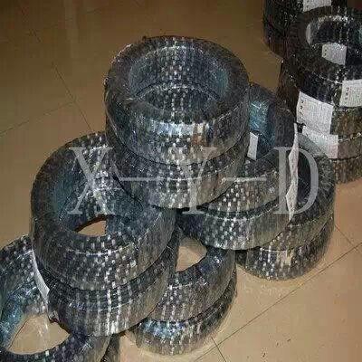 China 10.5mm Hydraulic Wall Concrete Cutting Diamond Wire Saw ...