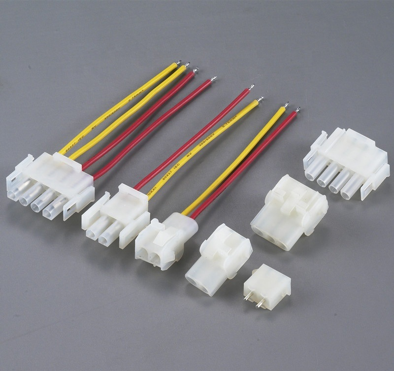 China Professional Manufacturer Molex 63080 420216.3mm Pitch Wire to Wire 2 3  4 5 6 8 12 Pin Connector Custom Wiring Harness - China Connector Custom Wiring  Harness, Wire Harness AssemblySuzhou Bulovb Electronic Co., Ltd.