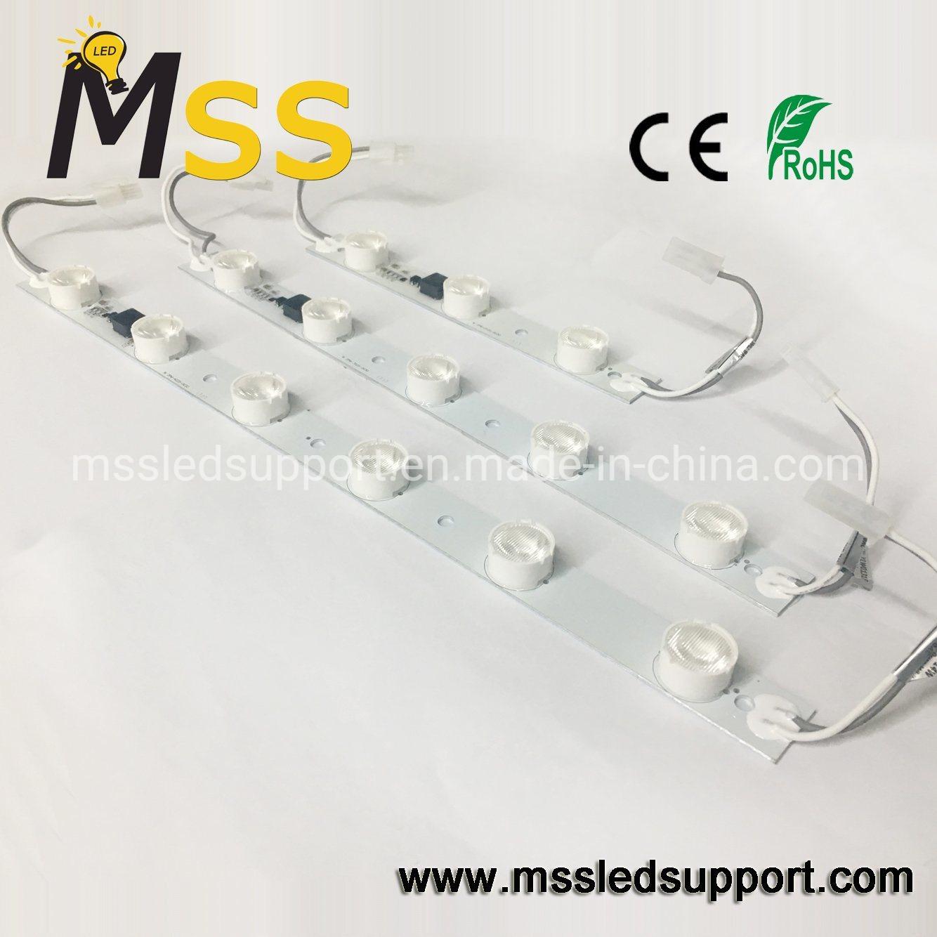 Hot Item High 24v Led Lighting Bar For Display Case Jewelry Light Box