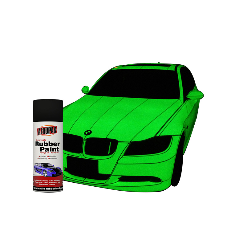 Paint For Cars >> Hot Item Hot Sales Aerosol Luminous Rubber Spray Paint For Cars