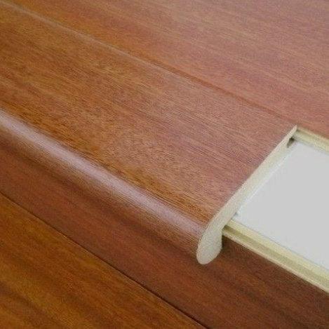 China Stairnose Wood Moulding Baseboard Laminate Molding