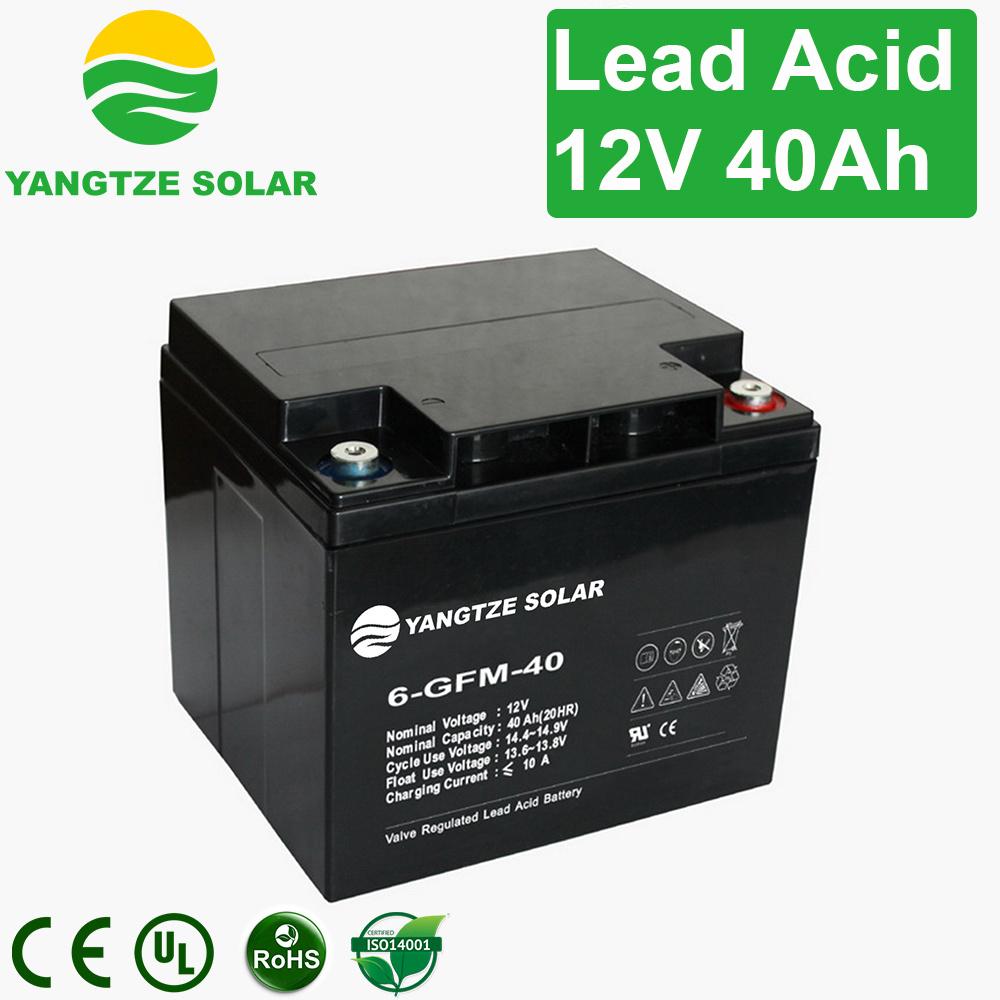 [Hot Item] 12V 40ah Exide UPS Battery