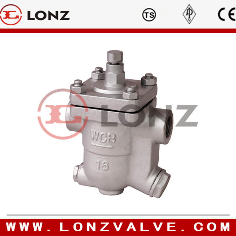 Free Ball Float Type Steam Trap (CS11H)