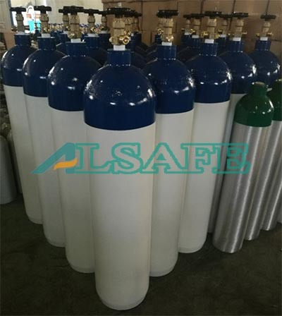 Hot Item 0 5l To 50l Aluminum Medical Oxygen Cylinder Size Chart