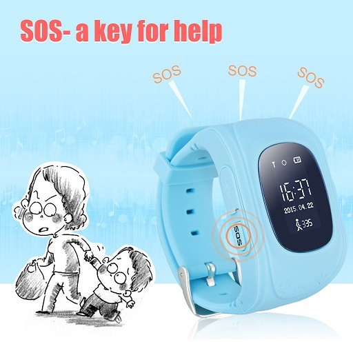 Children′s WiFi Bluetooth Smart Watch Mobile Phone with GSM+GPRS Positioning pictures & photos