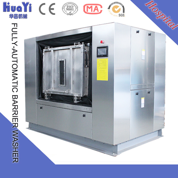 Factory Outlet Hospital Used Fully Automatic Barrier Washing Machines for Sale