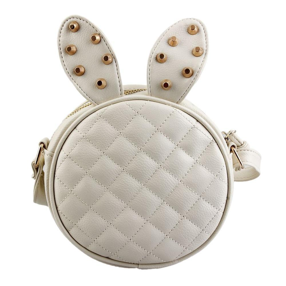 Pu Leather Handbag Cute Crossbody Bag