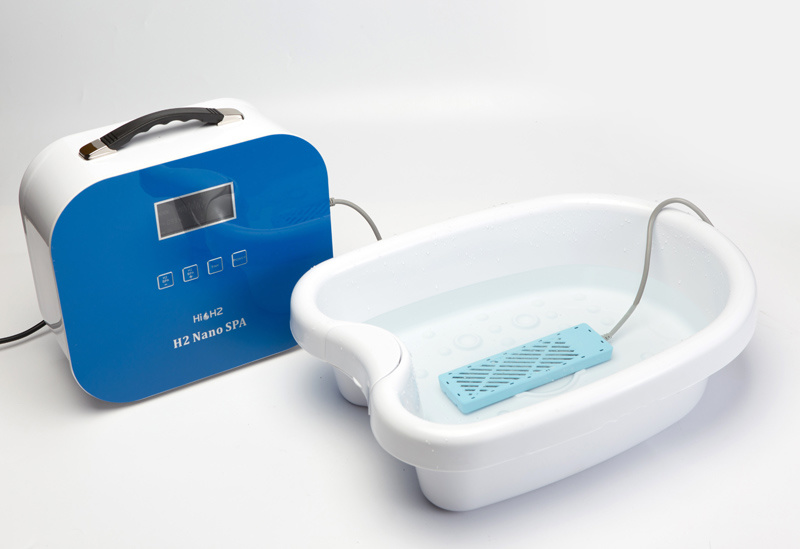 Nano Hydrogen Water Detox Foot SPA Machine, Promote Metabolism, Detoxing Our Body Toxin Foot Bath Basin Machine