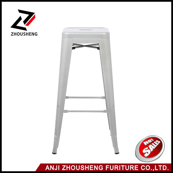 China Commercial Furniture Metal Stack Stool Zs-T-630