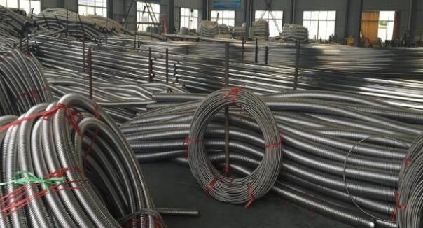 Annular or Parallel Convoluted Flexible Metal Hoses pictures & photos