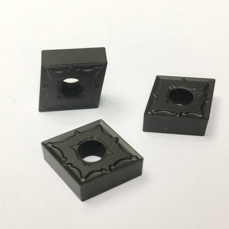 CNC Turning Lathe Perforated Cerament Ceramics Cemented Carbide Indexable Insert