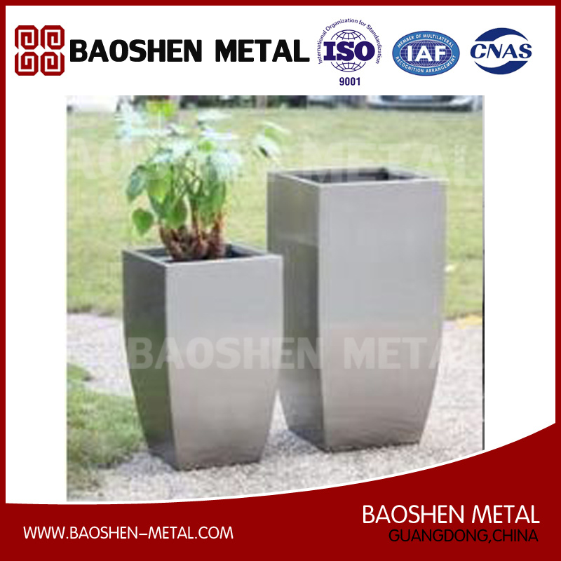 Metal Stainless Steel Flower Vases Decoration Exquisite Made Directly From Manufacturer pictures & photos