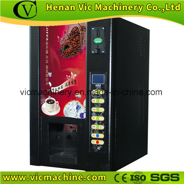 China 2018 Automatic Tea Coffee Vending Machine Price