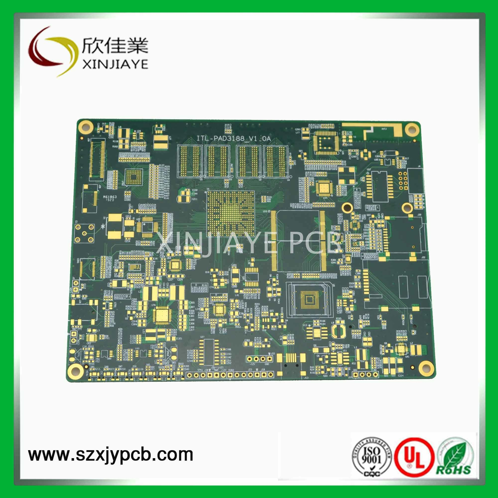 [Hot Item] Golden Electronic Circuit Board Design/PCB Board Manufacture