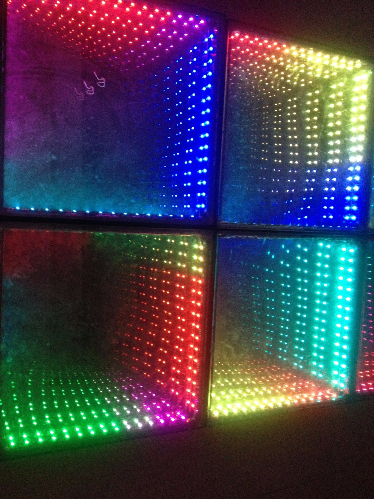 china 3d magic back to the abyss tiles 3d tile led stage lights and