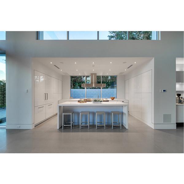 China Kitchen Cabinet Kuche Kabinett Lack Im Trend 2016 New Design ...