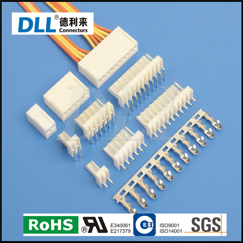 China 4 Pin 10 Pin Molex 2510 Flat Cable Connectors