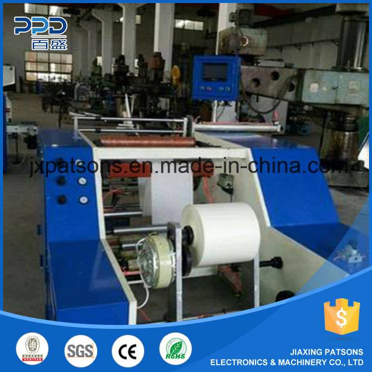 Automatic Food Paper Winder