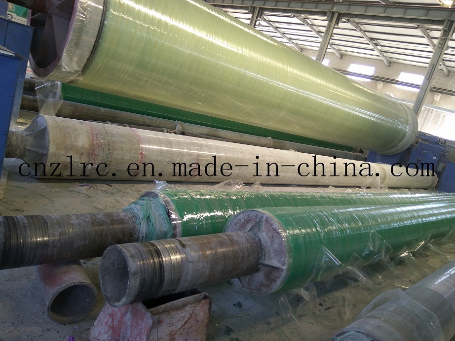 GRP FRP Pipe Collapsible Mandrel Collapsible Mould Zlrc