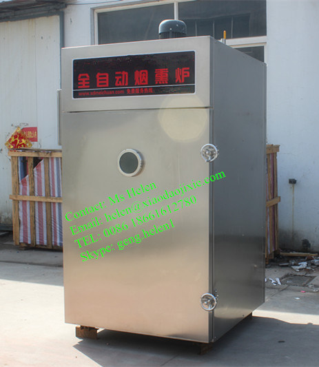 Electric Smokehouse Smoke Oven for Fish Sausage Meat
