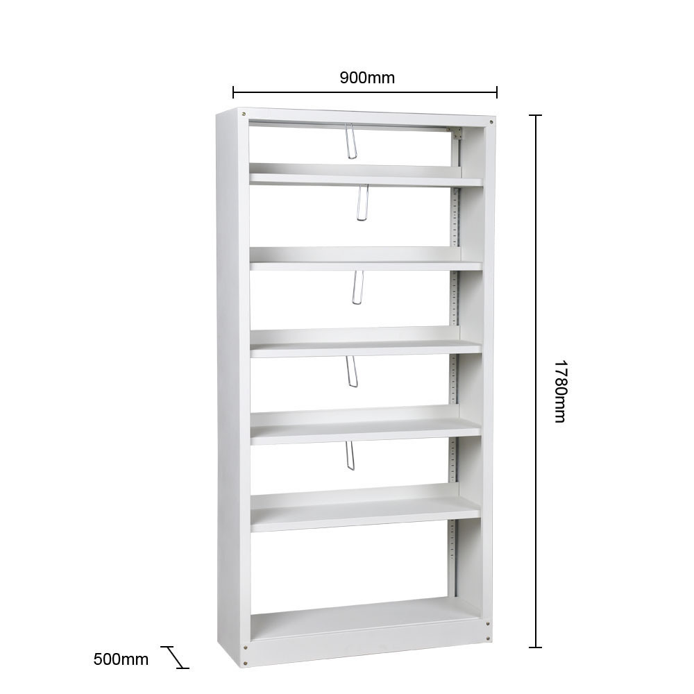steel bookcase bookshelves brigade stainless hon images bookshelf