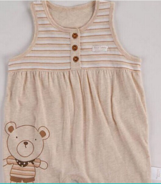 Organic Cotton Rompa Baby Clothes China China Rompers