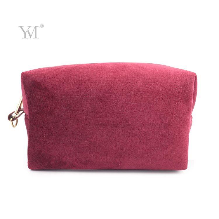 China Professional Makeup Bags Velvet