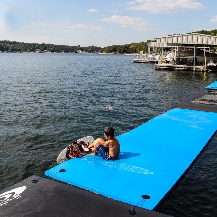 Water Floating Foam Play Mat For Lake