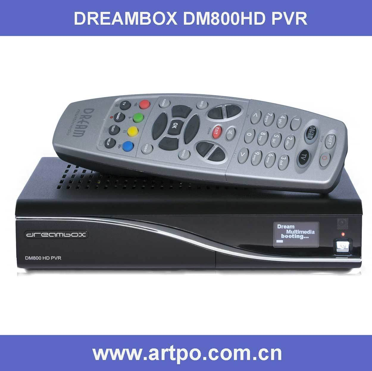 Verbazingwekkend China Dreambox Dm800 HD-Dm 800 HD PVR Dm800HD PVR-C (DM800C KP-79