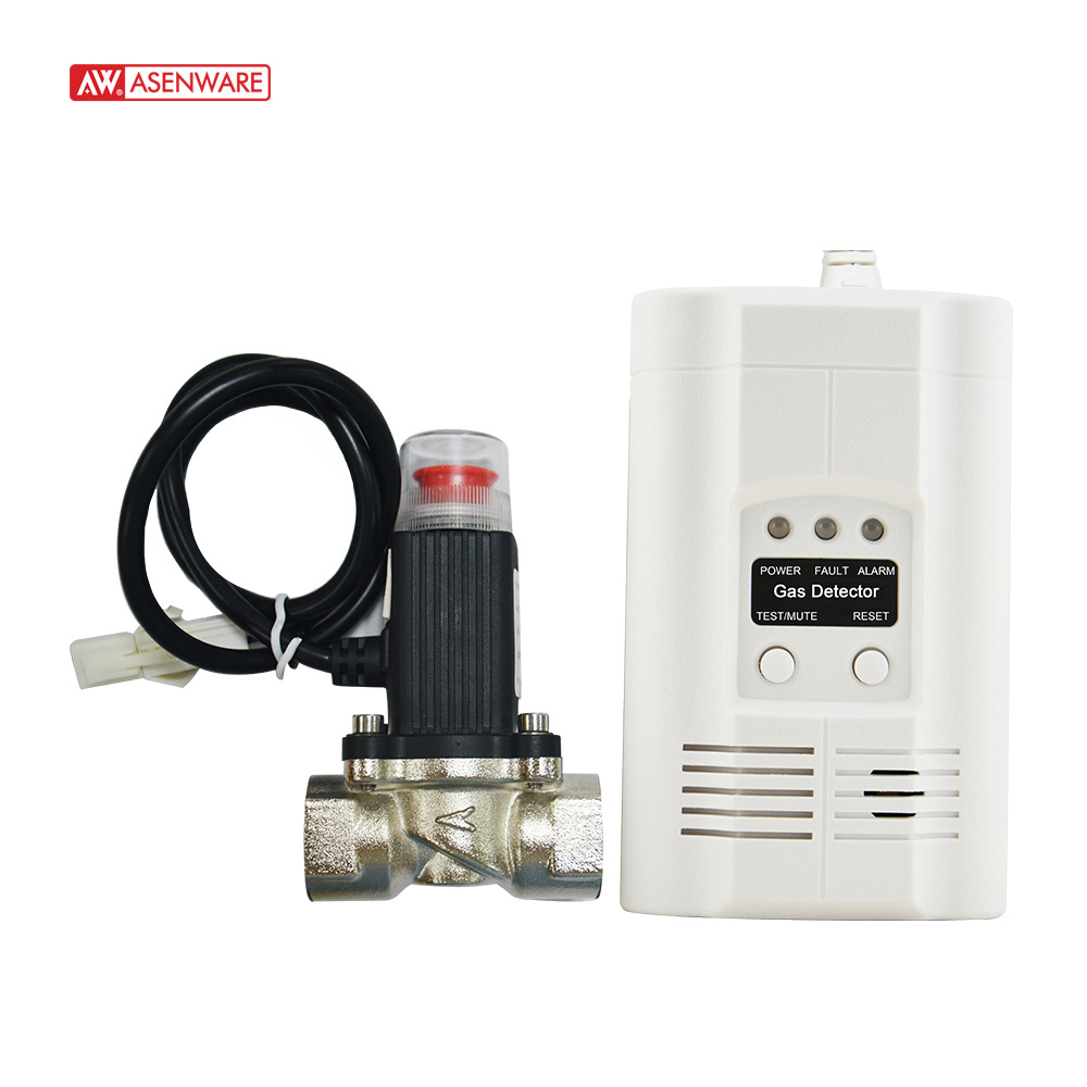 China New Design Gas Leak And Natural Gas Detector For Home Alarm Photos Pictures Made In China Com