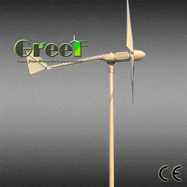 5000W Small Wind Generator System with Controller and Inverter pictures & photos
