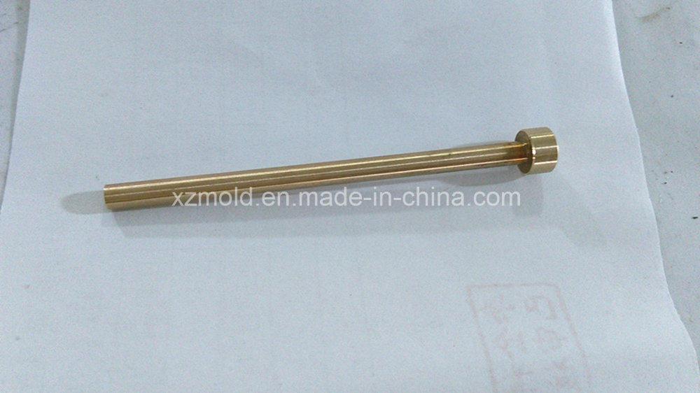 China Core Pin of Plastic Mould Parts Customized Avaliable Beryllium ...