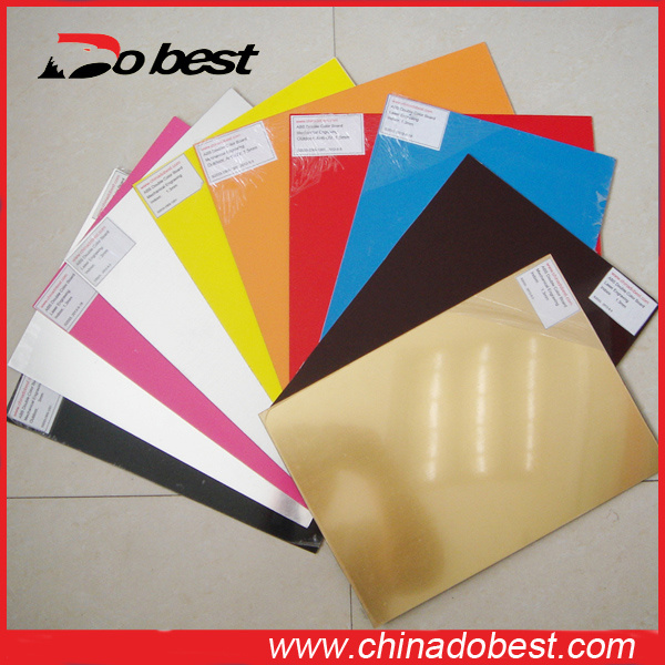 ABS Double Color Sheet for Laser Engraving pictures & photos