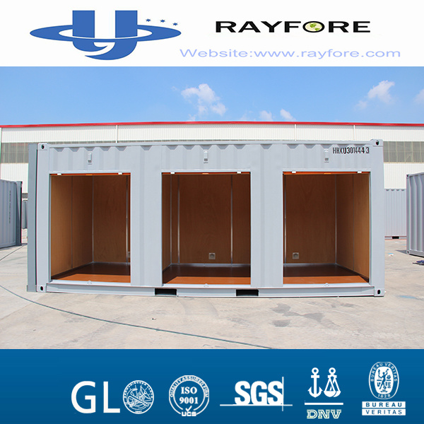 China Shutters Container Roller Door With Decorate