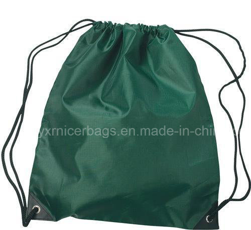 Taobao Price China Supplier 210d Polyester Drawstring Bag