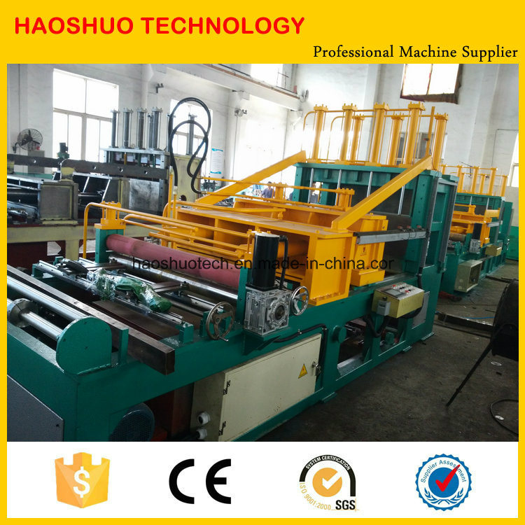 Corrugated Fin Tank Wall Making Machine, Corrugated Fin Forming Machine pictures & photos