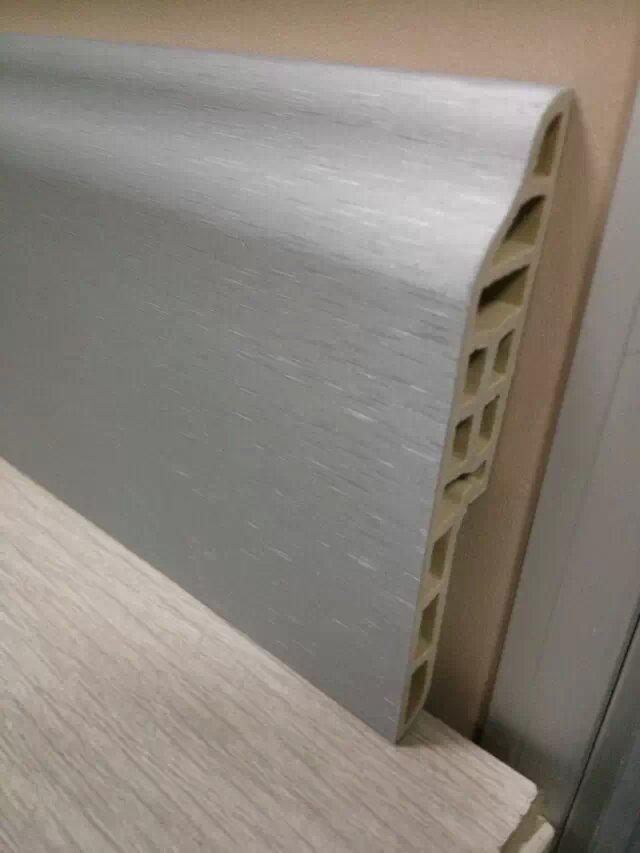 China Flooring Accessories Of Ck Solid Wood Plastic Flooring Pvc