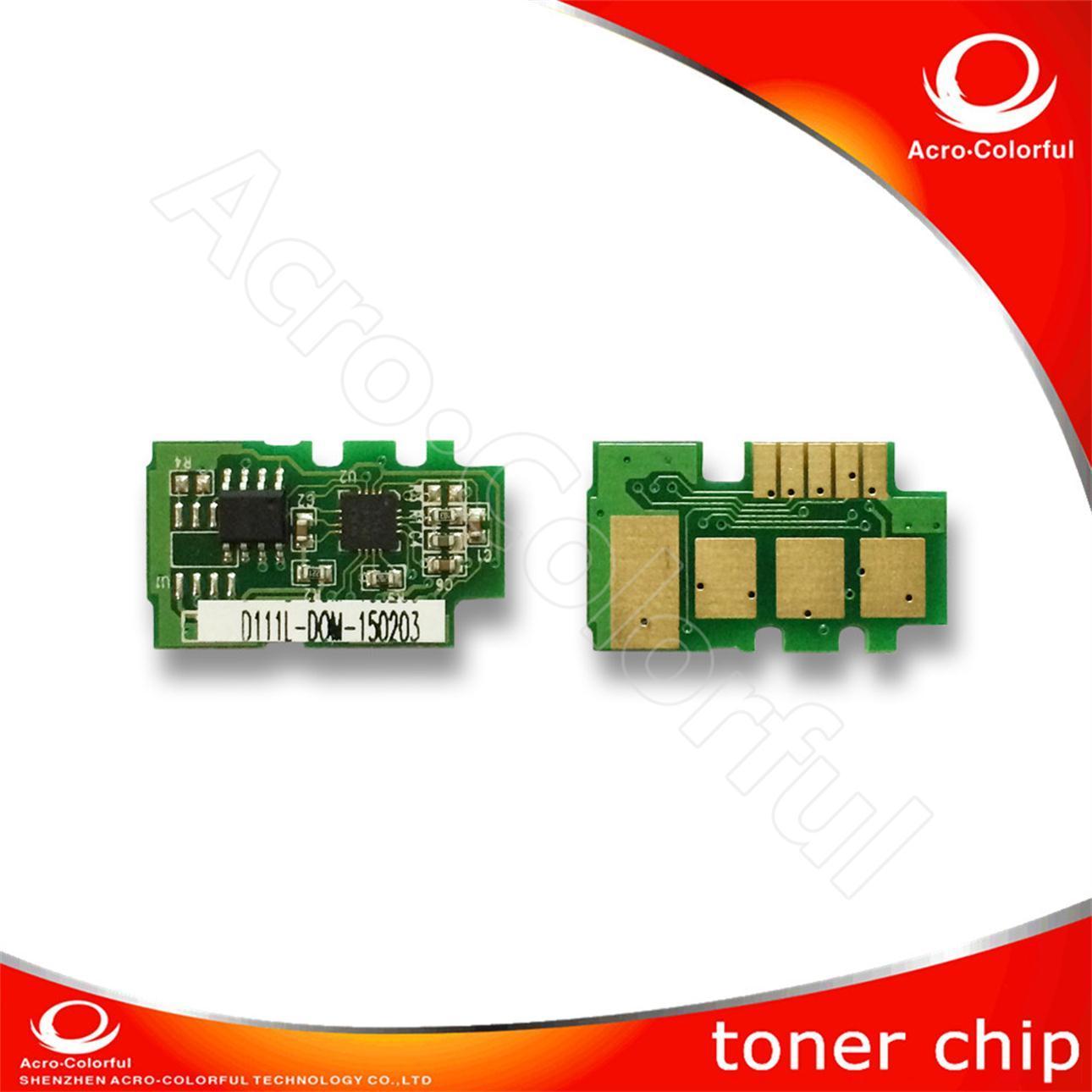 [Hot Item] Compaitble Reset Chips for Samsung Mlt D111s Toner Cartridge  Chip M2020 M2020W 2022W