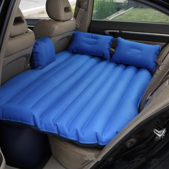 China Comfortable Inflatable Car Air Bed For Back Seat China Car