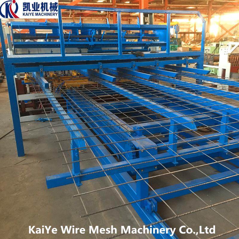 China Fence Wire Mesh Welding Machine (KY-2400-J) - China Wire Mesh ...