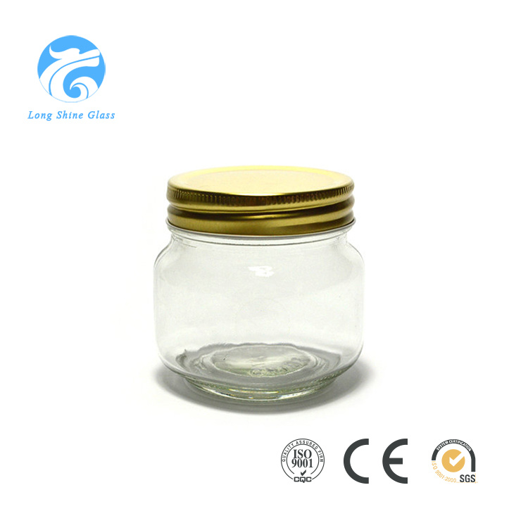 China Glass Food Container Glass Food Container Manufacturers