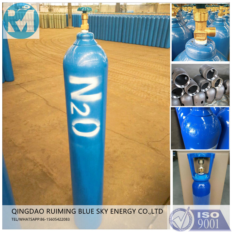 Nitrous Oxide For Sale >> Hot Item 99 9 Medical Nitrous Oxide N2o Gas Cylinder