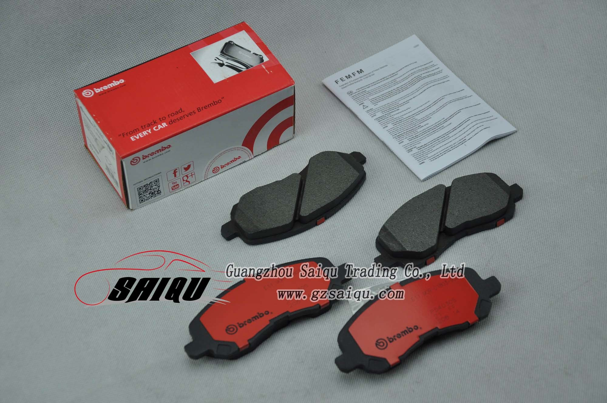 Brembo Brake Pads >> China Original Oem Brembo Brake Pads For Lancer Ex China Car