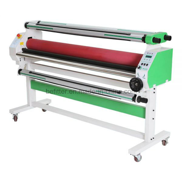"63"" Full - Auto Wide Format Roll Low Temperature Cold Laminator"