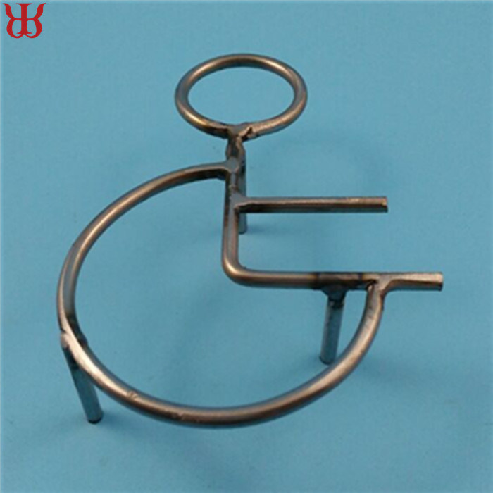 China Manufacturer 4mm Wire Bending Powder Painted Metal Welded ...